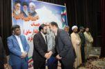 مراسم تودیع و معارفه فرماندار رودبار جنوب برگزار شد / تصاویر