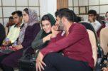   همایش ازدواج و مهارت های زندگی موفق در مرکز بهداشت جیرفت برگزار شد/ تصاویر