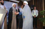 از خادمان نمازجمعه جیرفت تجلیل شد / تصاویر