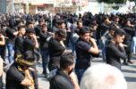 مراسم تاسوعای حسینی در شهر جیرفت برگزار شد / تصاویر