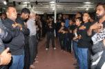 مراسم عزاداری شب عاشورای حسینی (ع) در مسجد باغباغوئیه جیرفت / تصاویر