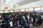 شکوه میثاق شیرخوارگان حسینی جیرفت با شهید خردسال کربلا برگزار شد / تصاویر