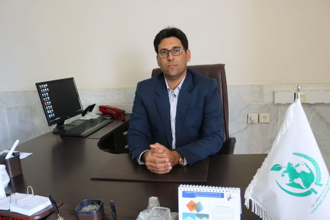 کیفیت و سلامت اکثر محصولات جنوب استان کرمان  کم نظیر است
