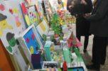 نمایشگاه هفته پژوهش در مجتمع دخترانه سما جیرفت برگزار شد/ تصاویر