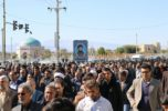 برگزاری راهپیمایی ضدآمریکایی بعد از نماز جمعه در جیرفت