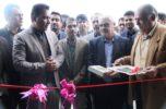 افتتاح چندین پروژه با حضور معاون وزیر صمت در جنوب استان کرمان