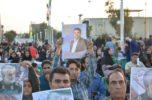 اختتامیه ستاد مرکزی انتخابات دکتر روح الله میرکهنوج در جیرفت/ تصاویر