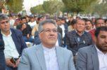 افتتاح ستاد مرکزی دکتر ذبیح الله اعظمی در عنبرآباد / تصاویر