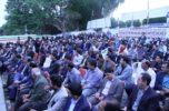 گردهمایی بزرگ جامعه پزشکان و جوانان جیرفت و عنبرآباد در حمایت از دکتر اعظمی/ تصاویر