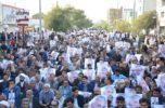 اختتامیه ستاد مرکزی انتخابات دکتر بهنام سعیدی در جیرفت/ تصاویر