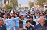 اختتامیه ستاد مرکزی انتخابات محسن رئیسی نژاد در جیرفت/ تصاویر