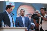 ستاد مرکزی دکتر محسن رئیسی نژاد در جیرفت افتتاح شد / تصاویر