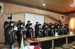 جشن فارغ التحصیلی دانشجویان پزشکی ورودی ۹۲ دانشگاه علوم پزشکی جیرفت برگزار شد / تصاویر
