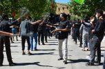 گزارش تصویری مراسم عاشورای ۹۹ در ساردوئیه