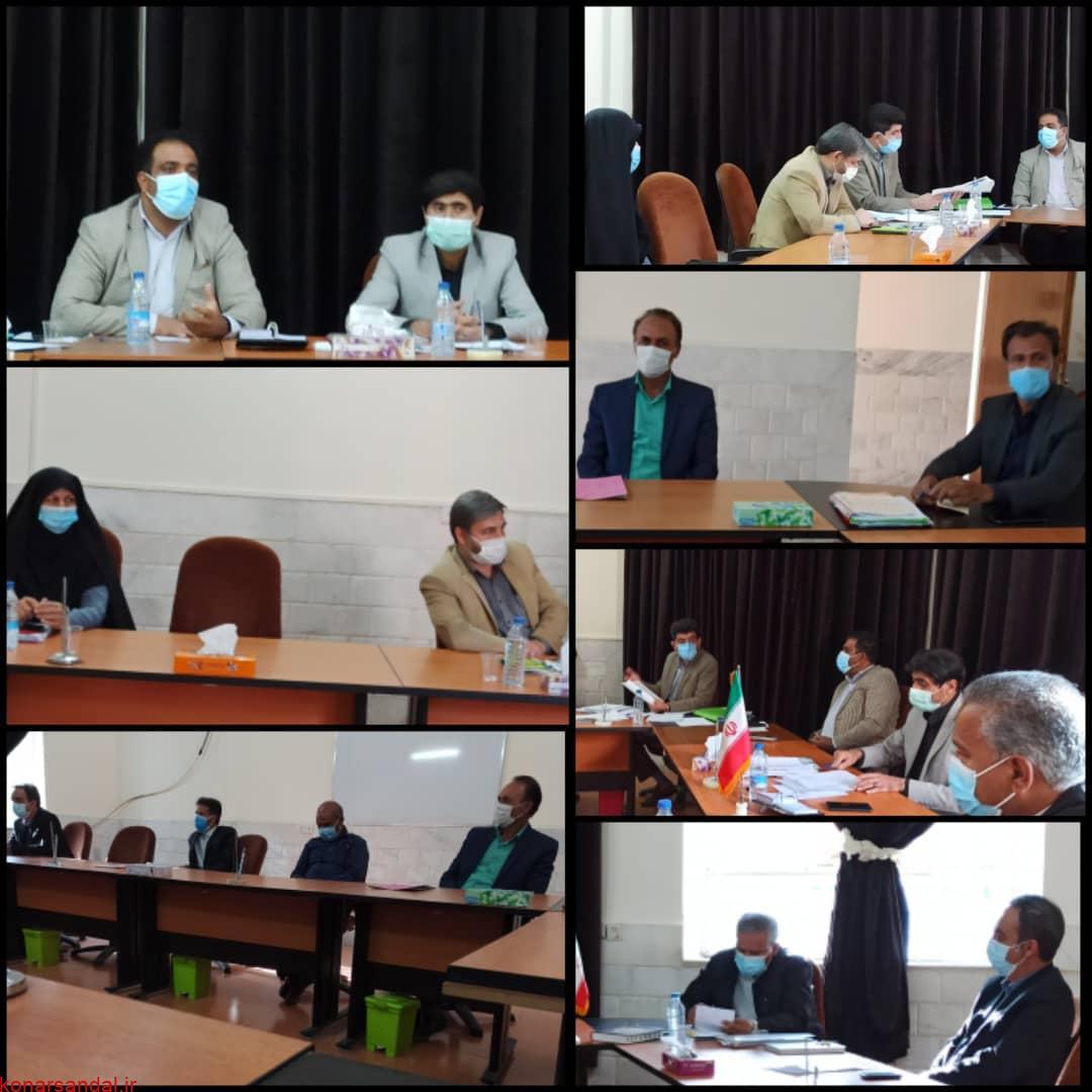 نگاه ویژه شهرداری و شورای اسلامی شهر جیرفت به توسعه بوستان های و فضای سبز