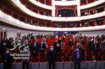 کسب رتبه برتر بازیگری زن در سی و نهمین جشنواره بین المللی تئاتر فجر توسط بانوی جیرفتی