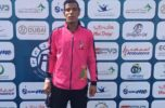  ورزشکار جیرفتی تیم ملی مقام دوم مسابقات جایزه بزرگ امارات را کسب کرد