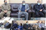 رفع مشکل صدور اسناد زمین های فرهنگیان در روستای خالق آباد جیرفت