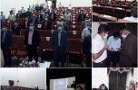 جشن گلریزان آزادی زندانیان جرائم غیرعمد در شهرستان عنبرآباد بر گزار شد
