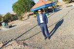 اراده دهیار نابینای چاه دادعلی برای آبادی روستا