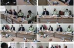 دومین جلسه شورای پیشگیری ورسیدگی به جرایم انتخاباتی شهرستان جیرفت تشکیل شد