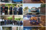اهدا تجهیزات پزشکی به بیمارستان امام خمینی (ره) توسط انجمن حمایت از زندانیان جیرفت