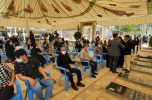 تجدید بیعت نابینایان استان کرمان با آرمان های شهدای دفاع مقدس