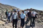 پیشرفت ۳۰ درصدی عملیات احداث کارخانه سنگبری در عنبرآباد