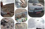  دستگیری دوگروه متخلف شکار و زنده گیری پرندگان وحشی در ساردوئیه