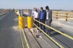 ورود دادستان جیرفت به موضوع ریزش بخشی از پل دوم هلیل