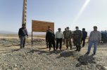 ساخت و سازهای غیرمجاز در اراضی کشاورزی جیرفت تخریب میشود